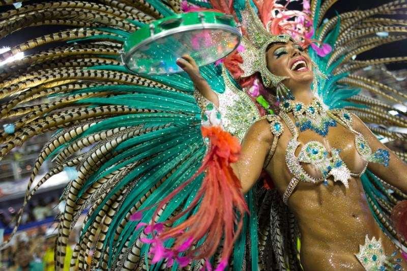 Bitcoin protagonista al Carnevale di Rio de Janeiro