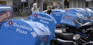 Domino pizza bitcoin payments