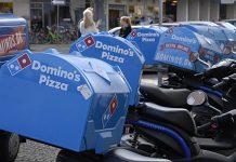 Domino's pizza bitcoin lightning network