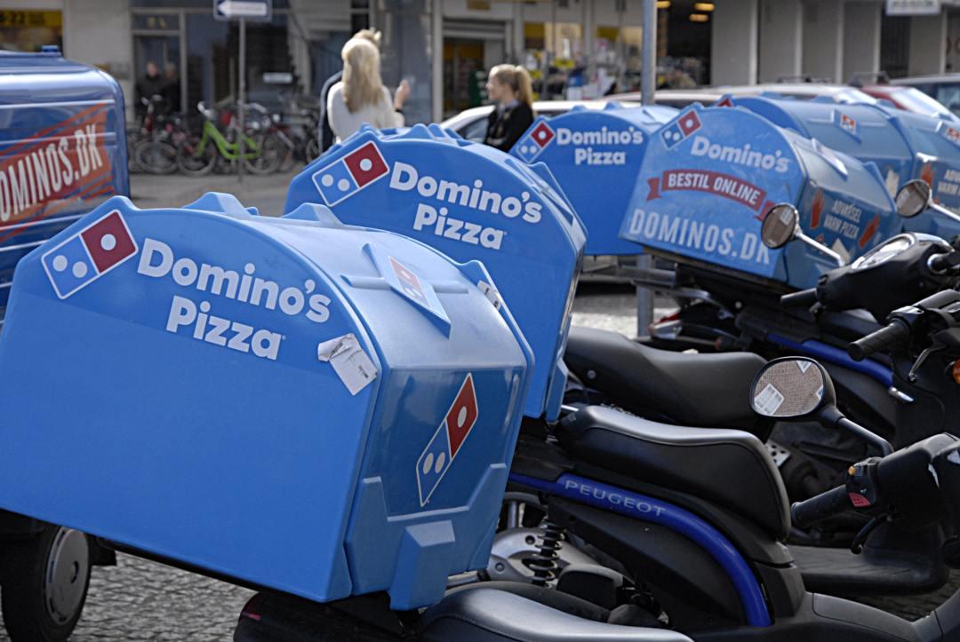 Domino's pizza accetta pagamenti bitcoin con Lightning Network