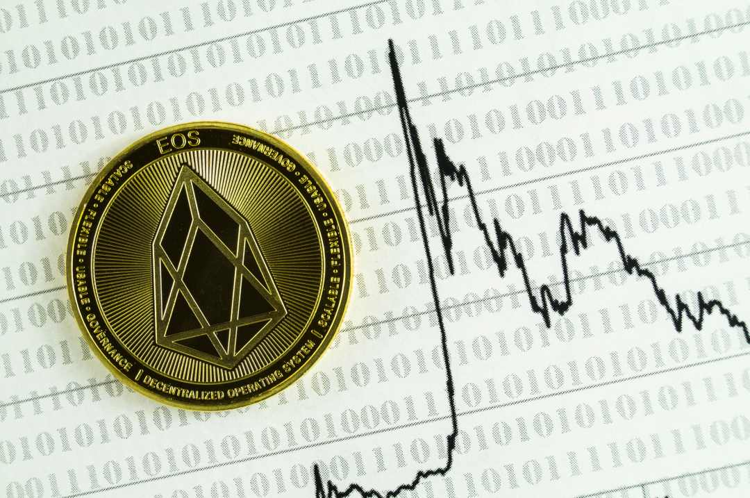 EOS crypto news: oggi in rialzo del 4%