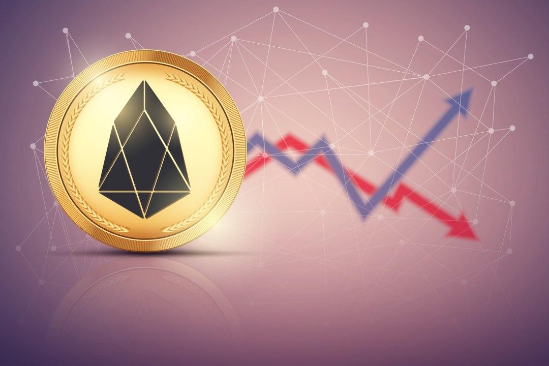 EOS: capitalizzazione da record per la crypto
