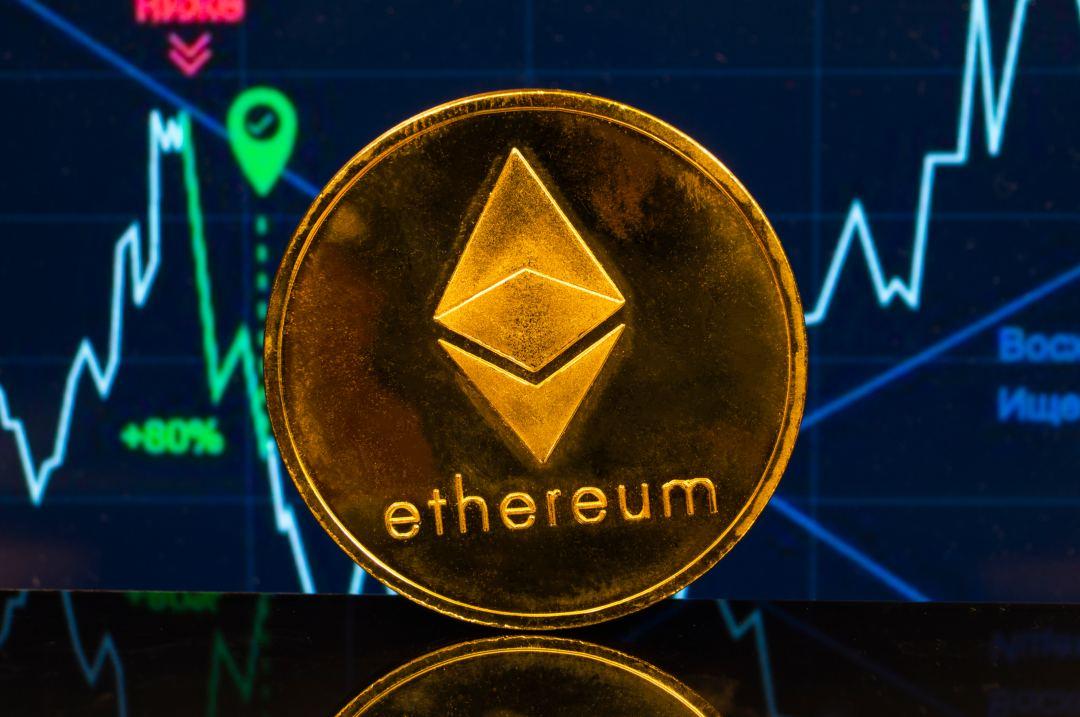 Ethereum, analisi del prezzo. Oggi rialzo del 3%