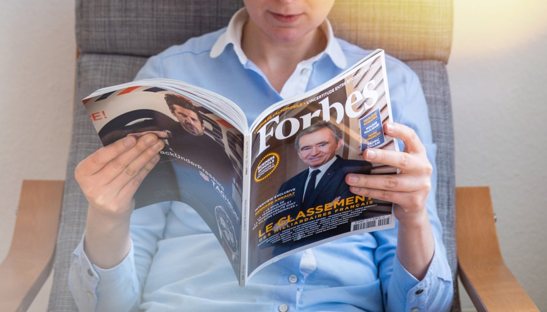 Forbes, le migliori 50 aziende Fintech 2019: Ripple, Gemini e Coinbase in lista