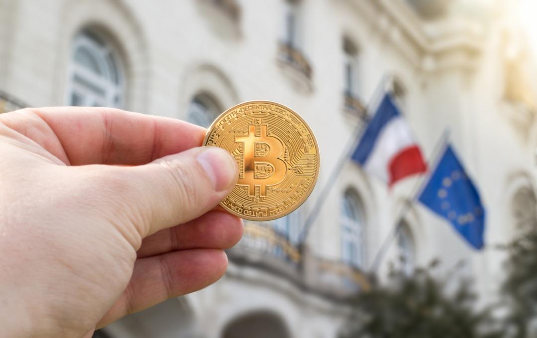 Francia report:  le crypto forse regolamentate come security
