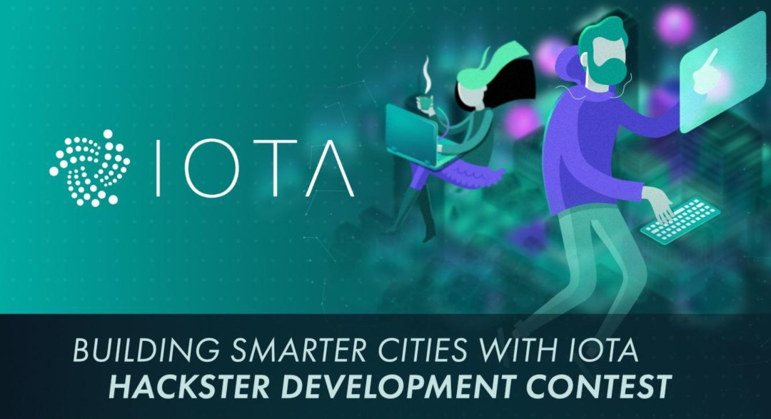 IOTA annuncia la Smart City Hackathon