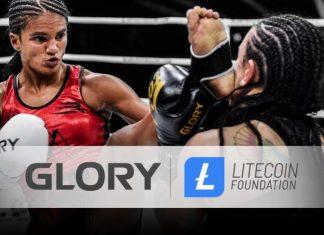 Litecoin Foundation partner Glory Kickboxing