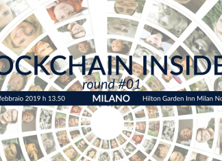 blockchain insider milano
