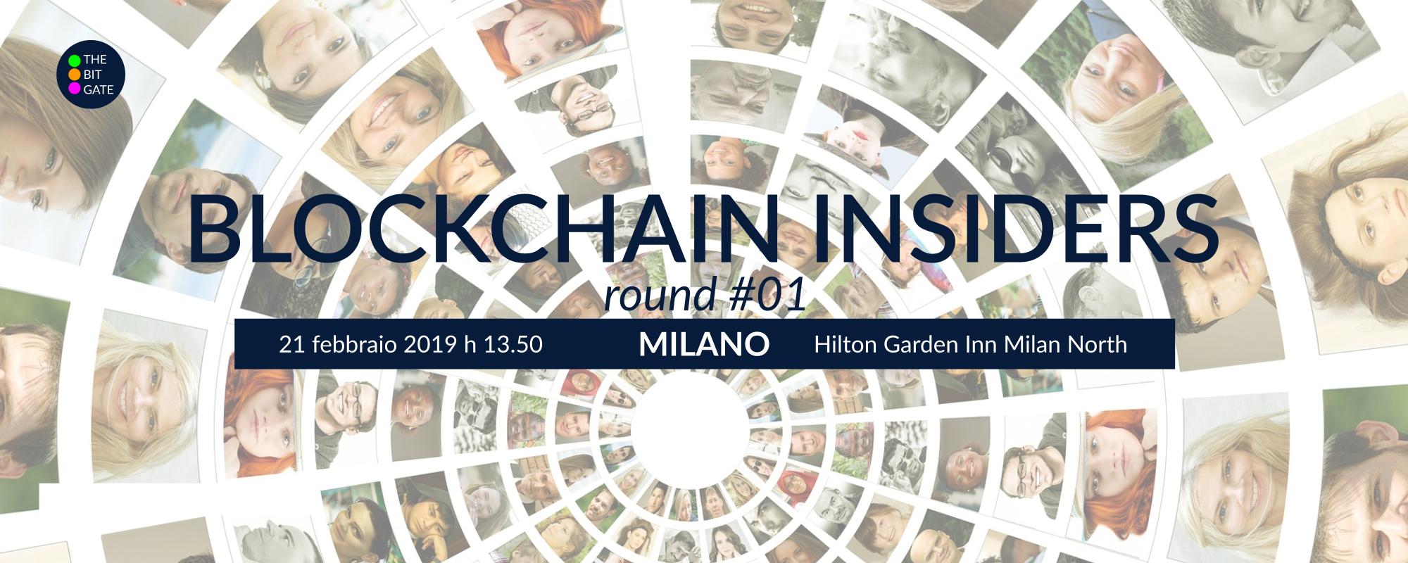 Blockchain Insiders: tutte le novità dell'evento di Milano