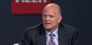 Mike Novogratz Bitcoin oro digitale