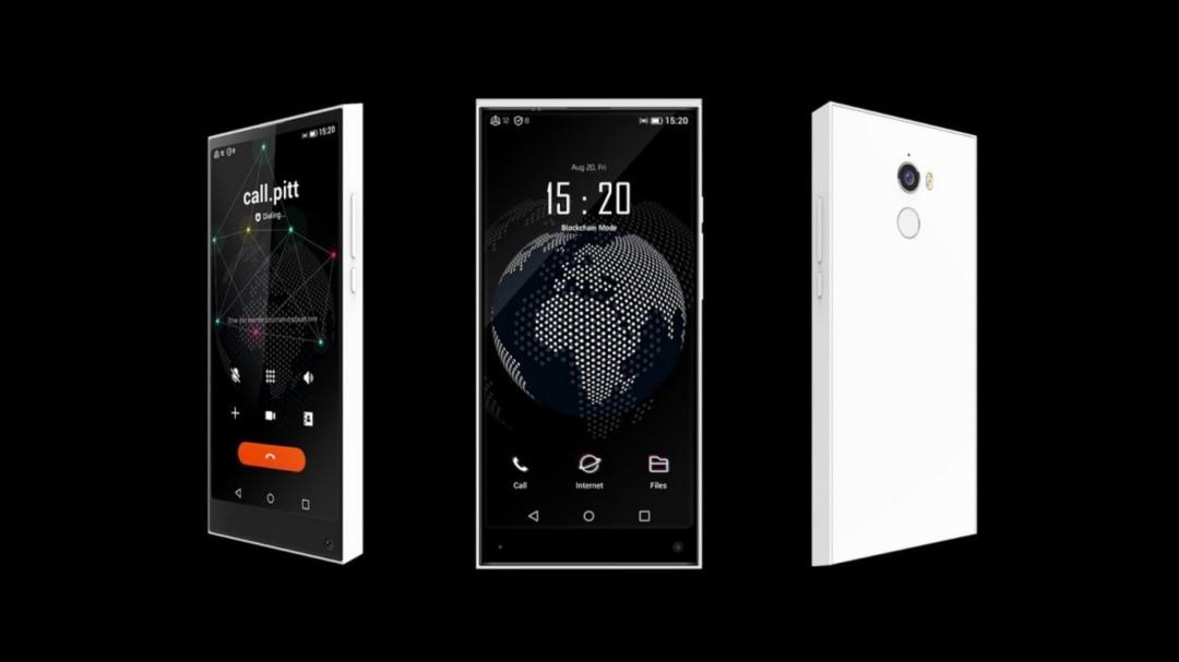 Pundix: il telefono che funziona sia con blockchain che su Android