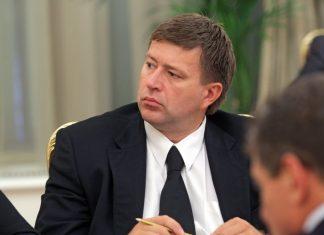 Konovalov Russia regolamentazione crypto