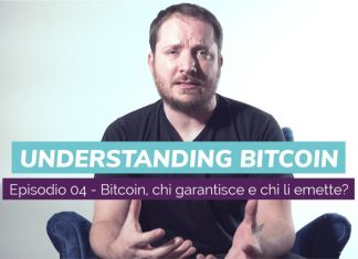 Who guarantees and who issues Bitcoin