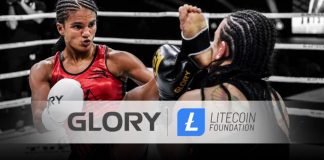 litecoin foundation partners glory kickboxing