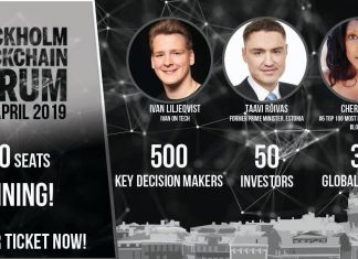 Stockholm blockchain forum