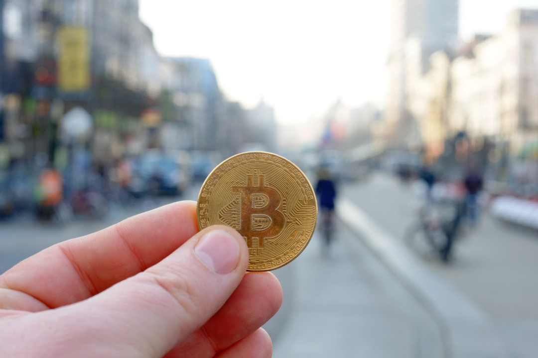 1 oz. Bitcoin Naujoji Zelandija sidabrinė moneta! | vites.lt