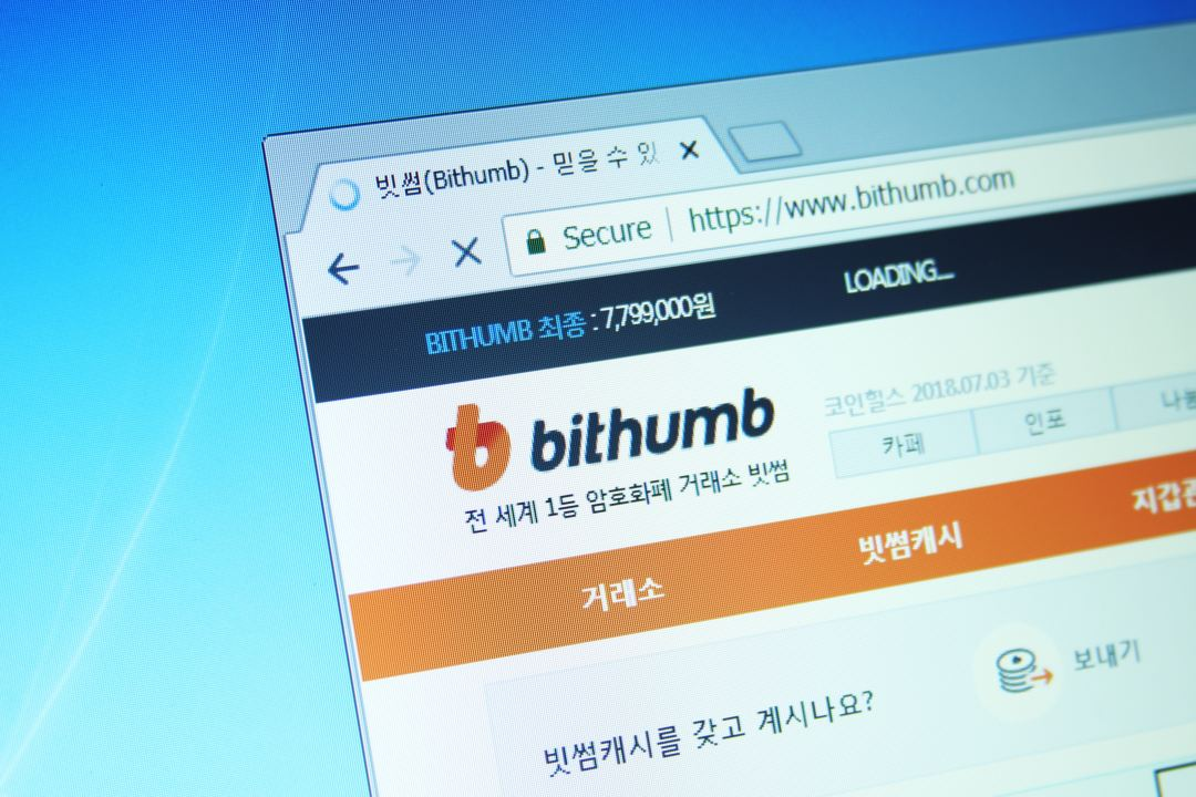 Bithumb lancia il suo OTC trading desk