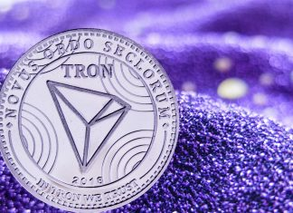tron trx price news