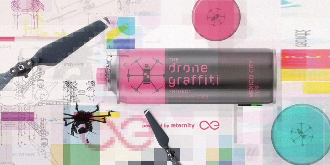 Tesla va su blockchain con il Drone Graffiti Project