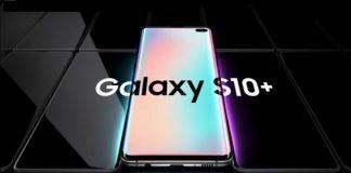 Samsung Galaxy S10 crypto wallet