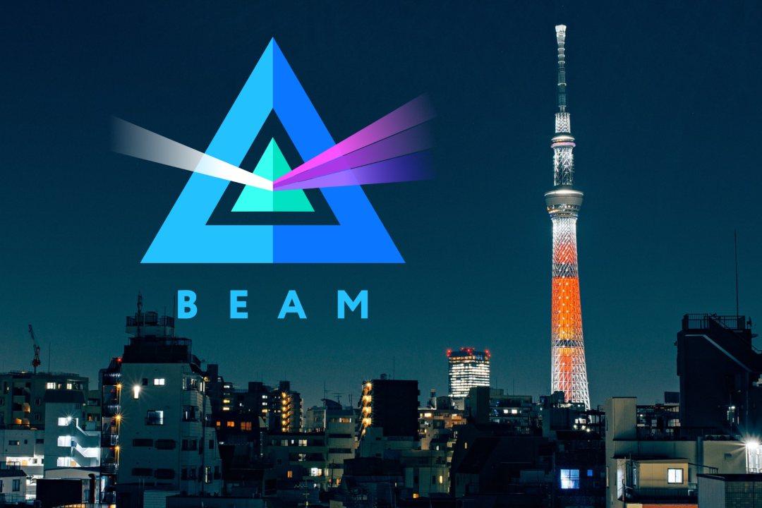 Il Giappone finanzia la crypto Beam di MimbleWimble