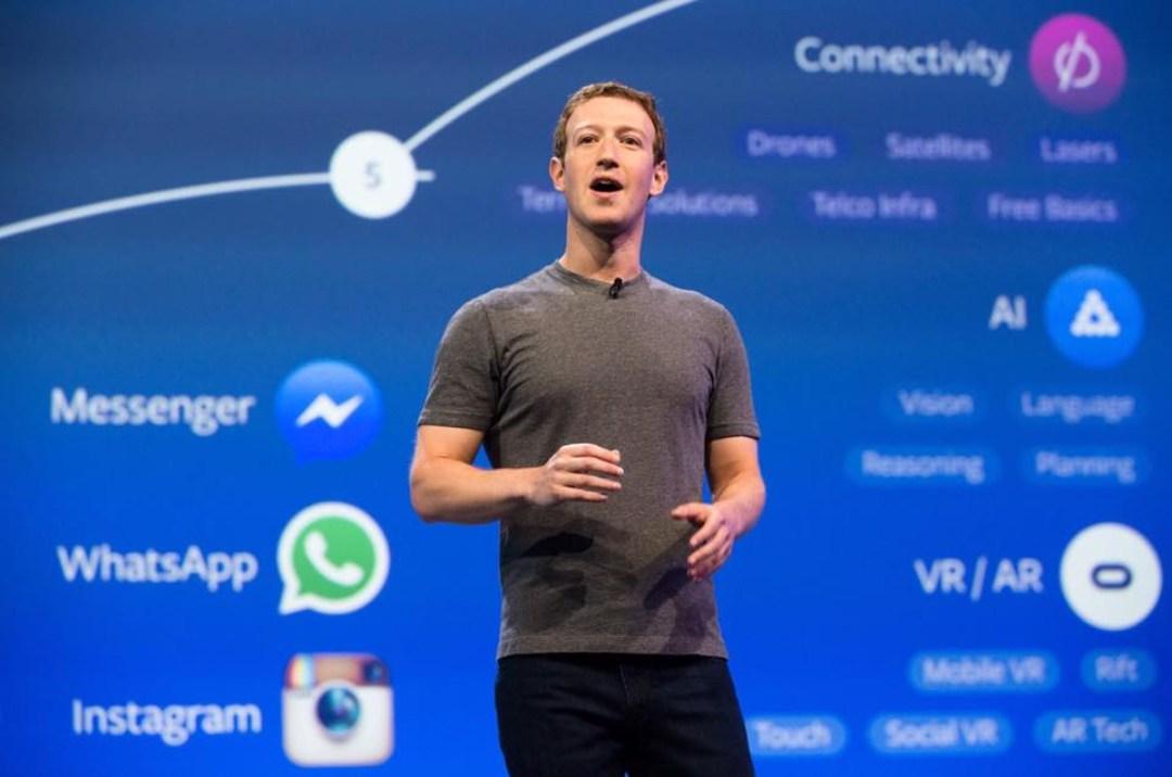 Mark Zuckerberg: Facebook sta studiando soluzioni basate su blockchain