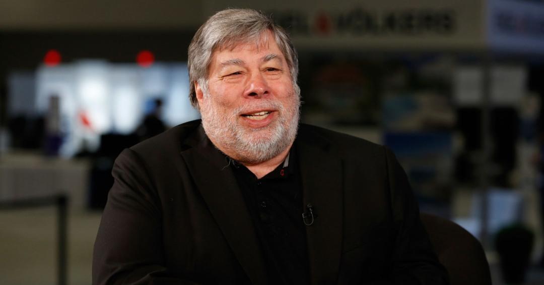 """Steve Wozniak: """"Bitcoin potrebbe diventare una riserva di valore"""""""