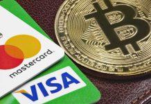 Visa Mastercard fee Bitcoin