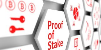 cosmos proof of stake blockchain