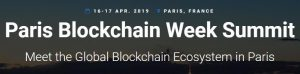france paris blockchain week summit