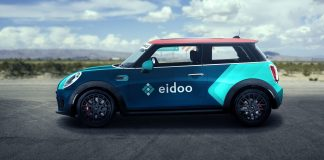 Eidoo sponsor Mini Challenge