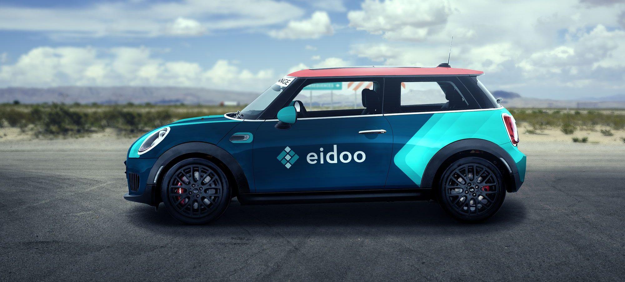 Eidoo diventa sponsor della Mini Challenge
