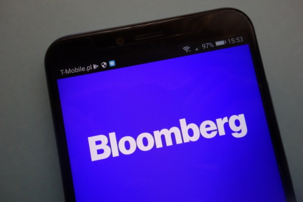 report bloomberg prezzo bitcoin