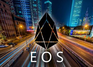 EOS trading news