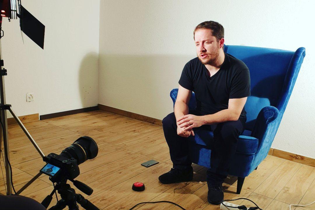 Giacomo Zucco, tra poco il live di Understanding Bitcoin