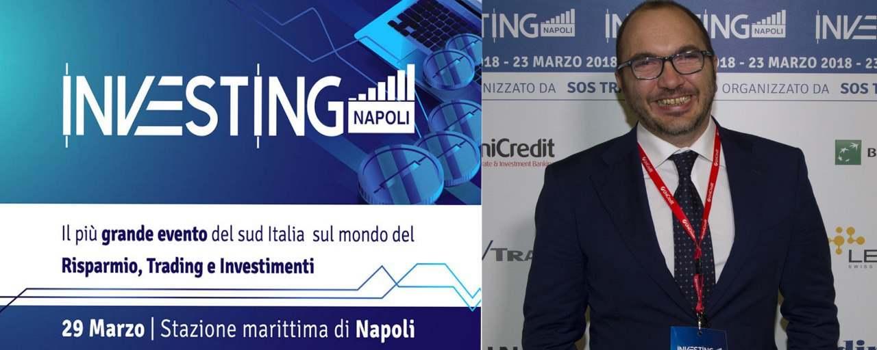 Investing Napoli 2019: intervista a Pietro di Lorenzo