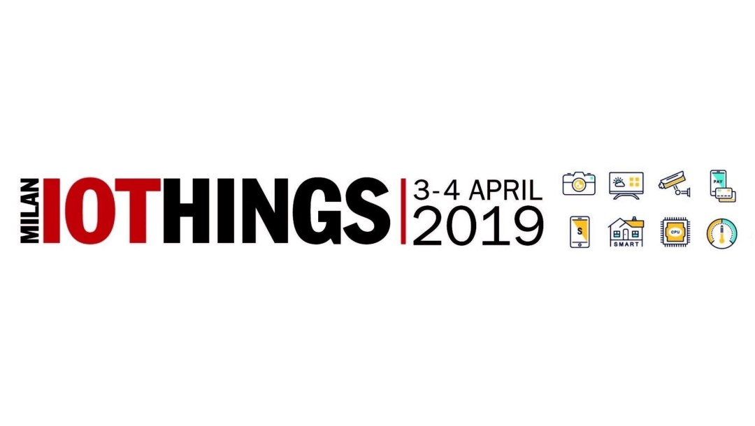 Blockchain now allo IOTHINGS Milano 2019