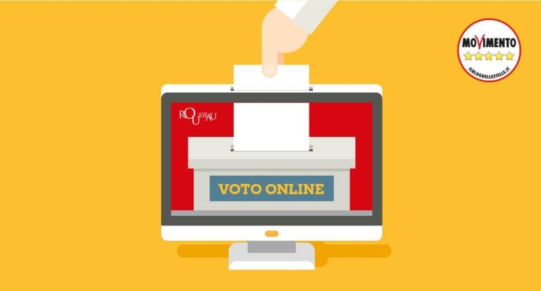 M5S: a Milano si vota su blockchain per Rousseau