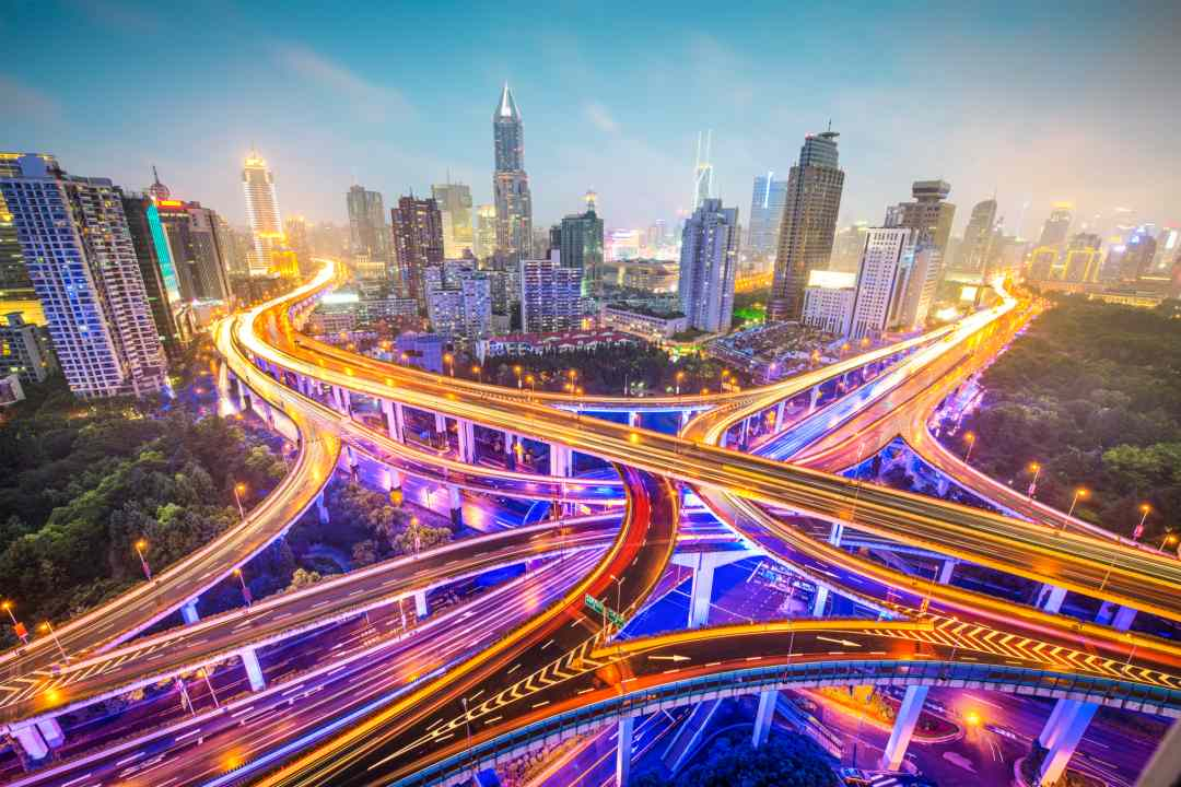 A Shanghai la Smart City va su blockchain