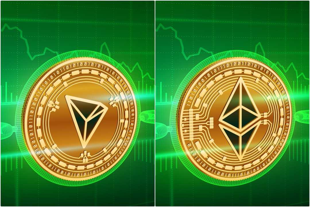 Tron vs Ethereum Blockchain: sono davvero rivali?