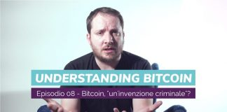 Bitcoin criminal invention
