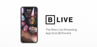 tron launches bittorrent live