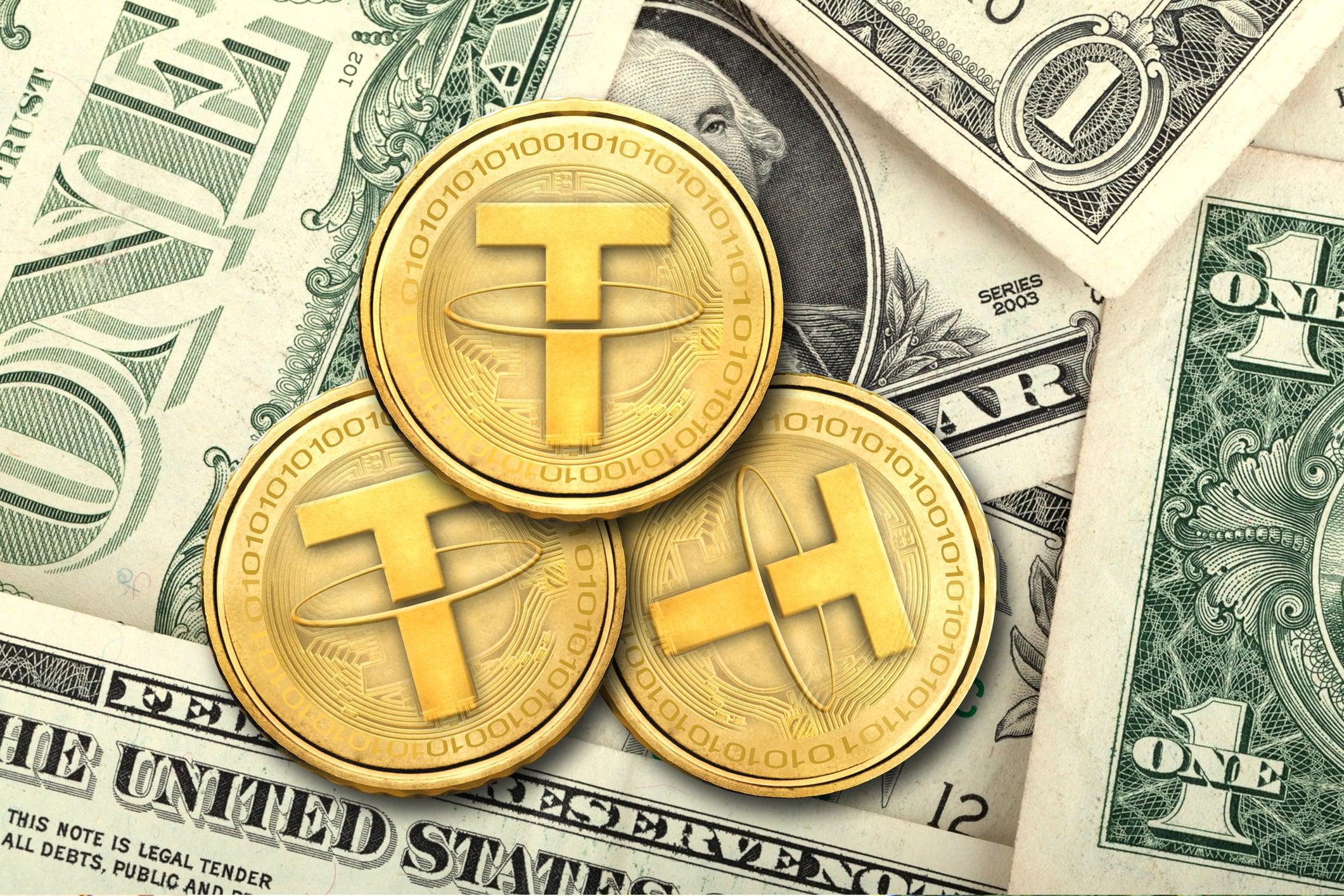 Tether: le riserve in dollari potrebbero non esserci