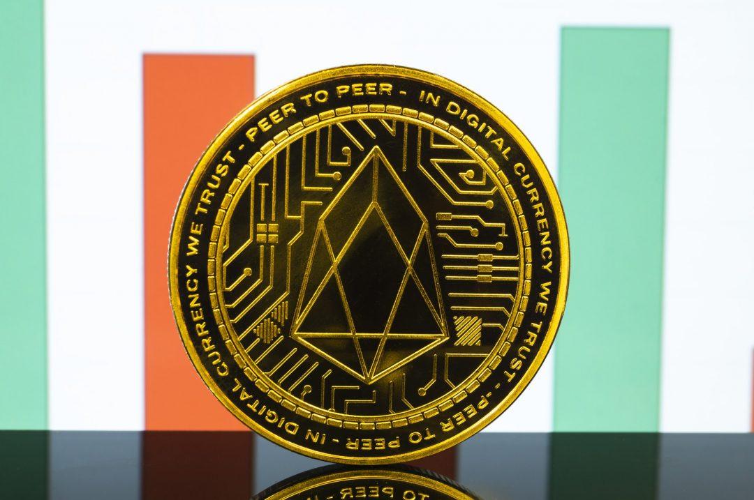 Analisi Prezzo: la crypto EOS continua a salire