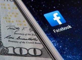 Facebook Coin dollaro USA
