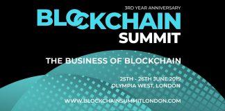 blockchain summit london 2019