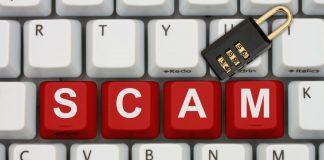 Scam website Wasabi wallet