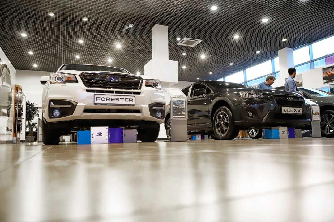 Non solo Lamborghini. Subaru accetta pagamenti crypto