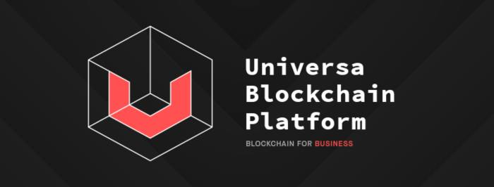 universa blockchain internet address