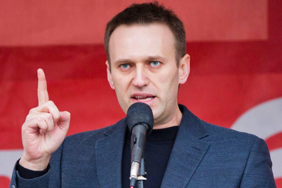 oppositore russo donazioni Bitcoin